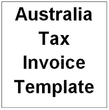 Invoice Template Excel Australia Australia Tax Invoice Template Oz Wise Web Website Building
