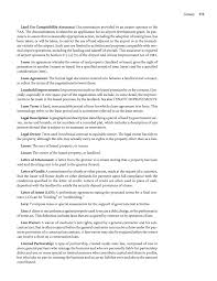 Sample Letter Of Intent To Rent A Space by Appendix C Glossary Guidebook For Developing And Leasing