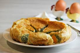 easter dishes traditional vegetarian easter pie traditional italian torta pasqualina