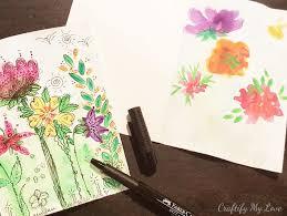 water color cards make easy diy watercolor cards craftify my