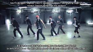 exo growl lyrics hd exo growl 으르렁 music video lyrics eng subs han rom