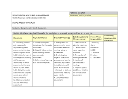 get project work plan template in xls management templates