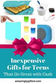 inexpensive gifts for that go great with amazingly gifted