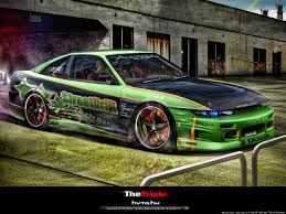 nissan 180sx modified nissan silvia s13 tt by thetriple on deviantart