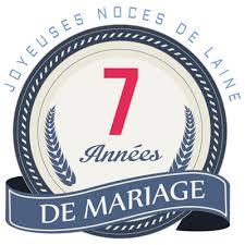 7 ans de mariage 7 ans de mariage noces de symbole idées cadeaux