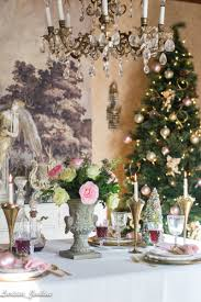 French Christmas Decorations It U0027s A Wonderful House Christmas Home Tour Blush Pink Christmas