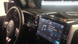 jeep wrangler navigation system jeep wrangler alpine x009 wra 9 inch and play navigation