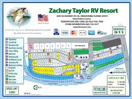 Florida Toll Road Map by Zachary Taylor Rv Resort 2 Photos Okeechobee Fl Roverpass