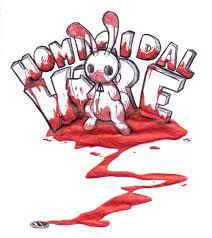homicidal hare sketch by suicidal voodoo doll on deviantart