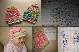 modelos modernos para gorras tejidas con 5 diseños de gorros super lindos al crochet crochet y dos agujas