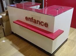 caisse de bureau meuble de bureau occasion tunisie 5 comptoirs de caisse