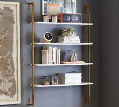 In Wall Shelves by The 25 Best Wall Mounted Shelves Ideas On Pinterest Mounted