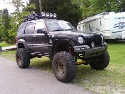 jeep liberty roof rack not a xj zj wj but still a unibody pirate4x4 com 4x4 and off