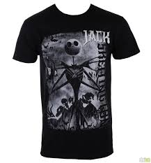 t shirt the nightmare before skel lington