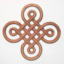 celtic knot of discovery book of kells symbol of