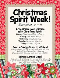 holiday lunch invitation slightly askew designs christmas spirit week