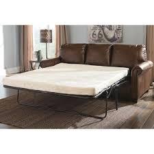 Brown Sofa Sleeper Lottie Durablend Sofa Sleeper In Chocolate Nebraska