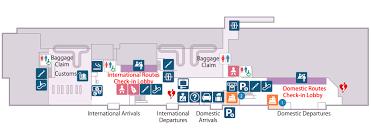 Incheon Airport Floor Plan Airport Guide Okayama Airport