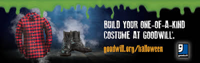goodwill uncovers halloween trends to help people celebrate a