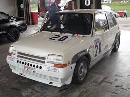 renault 5 racecarsdirect com renault 5 gt turbo much developed ex cup car