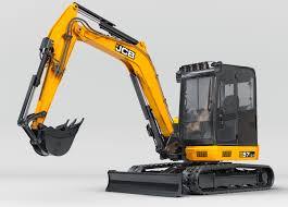 jcb u0027s new compact excavator models focus on operator comfort