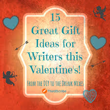 15 great gift ideas for writers this valentine u0027s