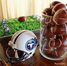 football centerpieces angee s eventions football themed wedding ideas