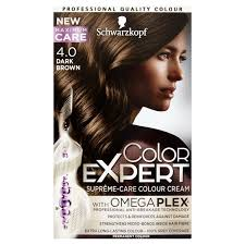 how to mix schwarzkopf hair color morrisons schwarzkopf color expert 4 0 dark brown hair dye