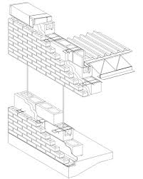 patent us8365482 integrated curtain wall and wireway drawing
