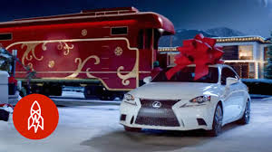 big bow for car present where the bows in car commercials come from