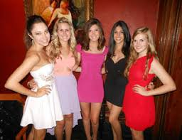 sorority formal dresses different types of sorority events vocab terms