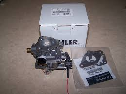 amazon com kohler part 24 853 32 s kit carburetor w ga