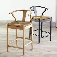 danish bar stools counter seat chairs wisteria