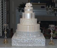 bling cake stand bling bling base only