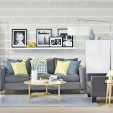 Living Room Grey Sofa by Navy Blue Yellow And Grey Wall Living Room Make Cheeful And