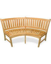 Curved Teak Garden Bench Don U0027t Miss These Deals On Curved Benches