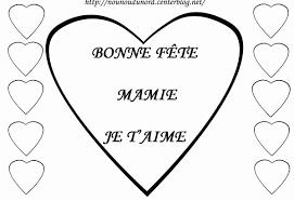Coloriage Bonne Fete Mamie Coloriage Bon Anniversaire Mamie A