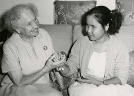 How Old Was Helen Keller When She Became Blind Remembering The Helen Keller Of Southeast Asia Perkins