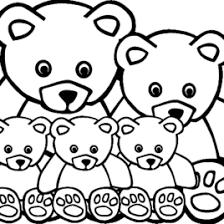 animal dog family family coloring page wecoloringpage u2013 az
