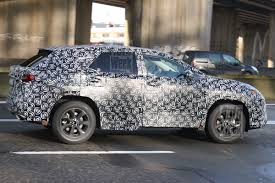 lexus rx new york motor show 2016 lexus rx spyshots slated for new york auto show debut