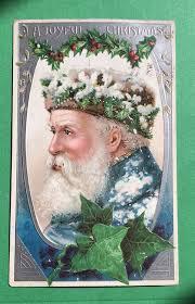 277 best santa postcards images on postcards