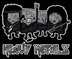 what are the heavy metals on the periodic table heavy metals chemistry jokes