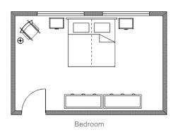 bedroom floor plans fallacio us fallacio us