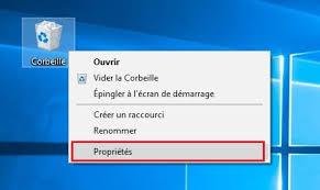 supprimer corbeille bureau comment supprimer ou masquer la corbeille dans le windows tech
