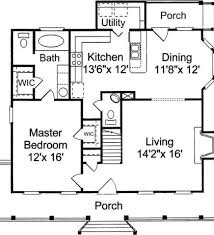 Sugarberry Cottage Floor Plan House Plan Thursday The Sugarberry Cottage Southern Living Plan