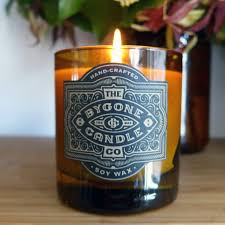 Homesick Candle The Bygone Candle Co Cool Hunting
