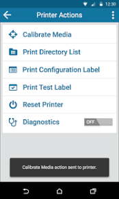 printer app for android zebra printer setup utility android apps on play
