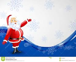 santa claus card royalty free stock images image