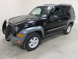 black 2005 jeep liberty jeep liberty crd for sale used cars on buysellsearch