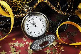 pocket new year happy new year fob pocket with minutes to midnight time